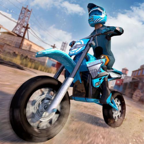 暴力摩托HD破解版