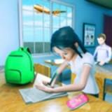 虚拟高中学校女孩