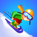空闲滑雪大亨游戏