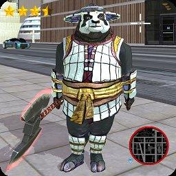 绳索功夫熊猫手游