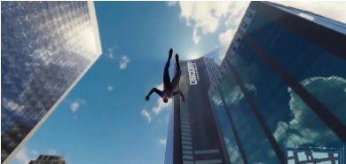 蜘蛛绳超级英雄副镇
