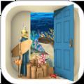逃离海底密室游戏